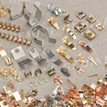 Ferrous, Non Ferrous Metal Press / Stamped Components