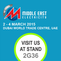 THE WORLD BIGGEST POWER EVENT, MIDDLE EAST ELECTRICITY EXHIBITION