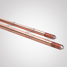Threaded Copper Bond Earth Rod