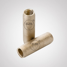 Coupling For Unthreaded Copper Bond Earth Rod